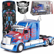 JADA 1: 24 TRANSFORMERS Optimus Prime Western Star 5700 XE Phantom DIECAST CAR