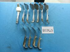 Zimmer Aesculap Surgical Orthopedic Bennett Levers Lot Of 11