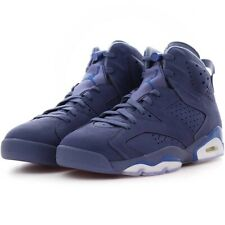 Nike Air Jordan Retro VI 6 Diffused Blue Jimmy Butler 384664-400 Grade School 6Y