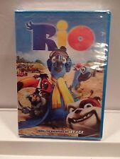 Rio (DVD, 2011) NEW SEALED Animated Rafael Blu Jewel Luiz Pedro Eva Nigel Nico