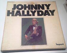 Johnny HALLYDAY - Coffret 3 disques - impact