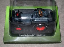 Tracteur noir - Lanz Bulldog D 7506 - 1938 (1:43)