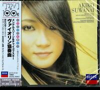 AKIKO SUWANAI-MENDELSSOHN / TCHAIKOVSKY: VIOLIN CONCERTOS-JAPAN CD Ltd/Ed C41