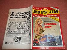 320 PS-JIM***ABENTEUER***ROMAN***HEFT***NR.58 + POSTER***!!!***