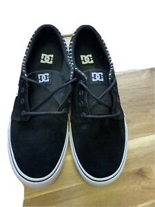 DC Trase Se Shoe Black Size Uk11 EU46
