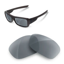 Polarized Replacement Lenses for Oakley montefrio grey color