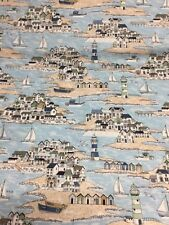 Makower  Beachcomber  Scienic collection 100% Cotton fabrics fat quarter