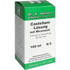 CASTELLANI m. Miconazol Lösung 100ml PZN 912764