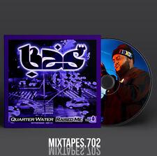 Bas - Quarter Water Raised Me Vol 1 Mixtape (Full CD/Front/Back Artwork)