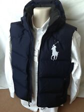 Ralph Lauren Polo Tyrol Down Vest Gilet Bodywarmer Large