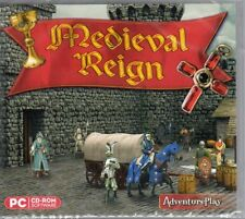 Medieval Reign (PC-CD, 2009) for Windows XP/Vista/7 - NEW in Jewel Case