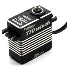 Powerhobby 770 Winch Waterproof Brushless Rock Crawler Servo