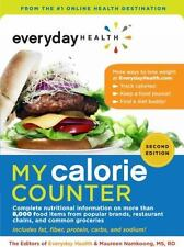 Everyday Health My Calorie Counter : Complete Nutritional Information on More Th