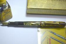 PELIKAN 101 N TORTOISE VINTAGE BOX INK AND GADGET