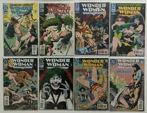 Wonder Woman lot of 44 John Byrne collection 1st Cassandra Sandsmark DC Comics