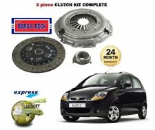 FOR CHEVROLET MATIZ 1.0i B10S B10S1 2005-->ON NEW 3 PIECE CLUTCH KIT COMPLETE