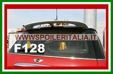 SPOILER ALETT BMW MINI COOPER E MINI ONE PRIMA 2007 CON PRIMER cod F128P SI128-5