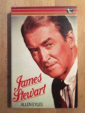 James Stewart - Allen Eyles - 1984 (en anglais) - TBE/NEUF
