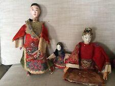 Antique Chinese Opera dolls