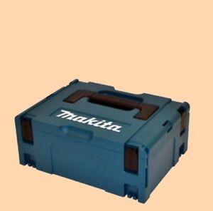 Makita Makpac 2 leer mit Einlage DDF/DHP Systemkoffer Gr. 2 P-02375 P02375 NEU