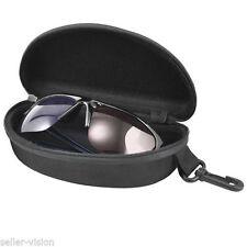 1PC Sunglasses Reading Glasses Carry Case Bag Hard Zipper Box Travel Pack