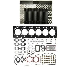 Victor Reinz Head Gasket Set w/ ARP Head Stud Kit For 07.5-18 Dodge 6.7L Cummins