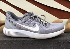 Womens Nike Lunarglide 8 Pattern Running Sports Sneakers Gym Shoes Size 9