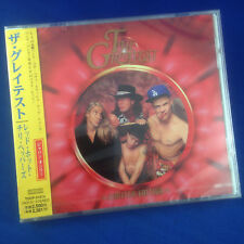 RED HOT CHILI PEPPERS: The Greatest (RARE1998 JAPAN Limited Edition TOCP-51074)