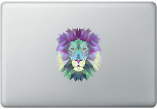 "Lion King of Jungle Color Laptop Apple Sticker Macbook Air/Pro/Retina 13""15""17"""