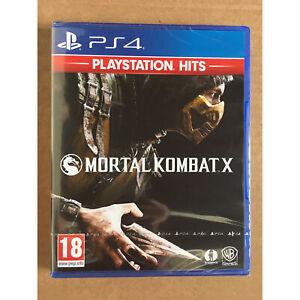 Mortal Kombat X (PS4) New and Sealed