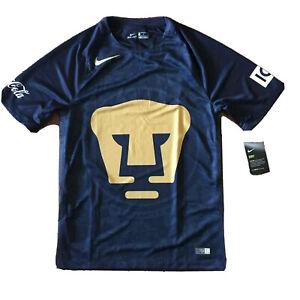 2016/17 Unam Pumas Away Jersey Small Nike Club Universidad Nacional Liga MX NEW