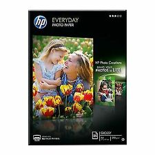 Papel HP Everyday Photo Paper 25h