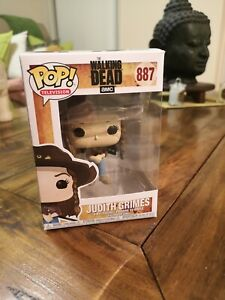 Funko Pop Vinyl - Television - #887 Judith Grimes - The Walking Dead Series