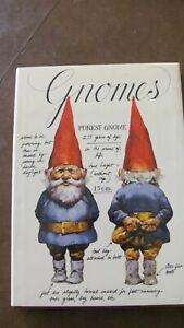 Gnomes, Rien Poortvliet, Will Huygen, 1977 Hardcover