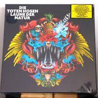 Toten Hosen, Die - Laune Der Natur / 3er-LP inkl. 2 CDs (JKP 134) ltd box signed