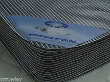 WATERPROOF 2FT6 SINGLE CHEAP BUDGET MATTRESS SHORTY SHORT LENGTH
