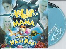 KUS - Mama CD SINGLE 2TR Enhanced EUROPOP 2007 HOLLAND