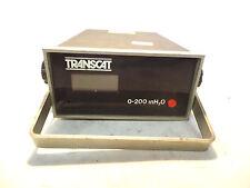 TRANSCAT/ASHCROFT 2540RH DIGITAL PRESSURE INDICATOR