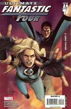 Ultimate Fantastic Four #40 Comic Book 2007 - Marvel