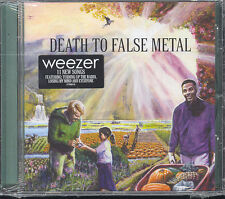 WEEZER - DEATH TO FALSE METAL - CD ( NUOVO SIGILLATO )