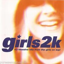 V/A - Girls2k (UK 43 Track Double CD Album)