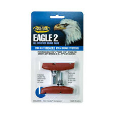 Kool Stop Eagle 2 Brake Pads Salmon - Sold In Pairs