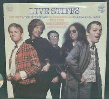 Live Stiffs  Elvis Costello , Nick Lowe , Ian Dury VINYL LP UK MFP Pressing