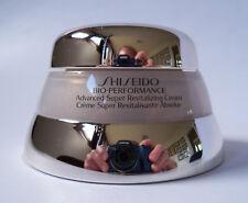 SHISEIDO BIO-PERFORMANCE ADVANCED SUPER REVITALIZING CREAM 50 ML NEU UND OVP