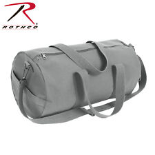 """Camo Tactical Shoulder Bag Sports Bag Canvas Gym Duffle Carry Strap Tote 19""""  In"""