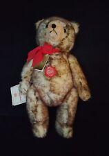 Hermann Teddy Bear Original 75th anniversary Mohair/Wool 1986 - NWT