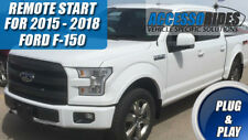 Fits: 2015 - 2018 FORD F150 F-150 REMOTE START PLUG AND PLAY CAR STARTER