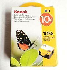 Kodak Color Ink Cartridge 10C New In Box Sealed Print