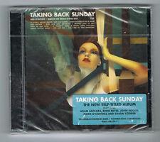 TAKING BACK SUNDAY - CD 11 TITRES - 2011 - NEUF NEW NEU