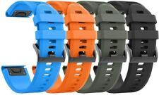 For Garmin Fenix 6 / 6 Pro Strap Silicone Fitness Quick Release Sports Band